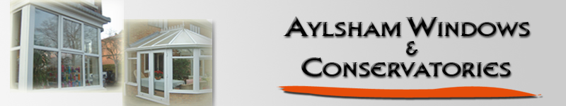 Aylsham Windows and Conservatories Header and Logo